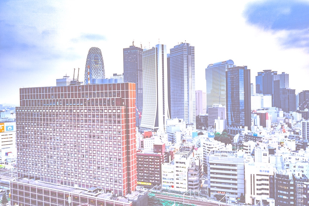 Location: Shinjuku